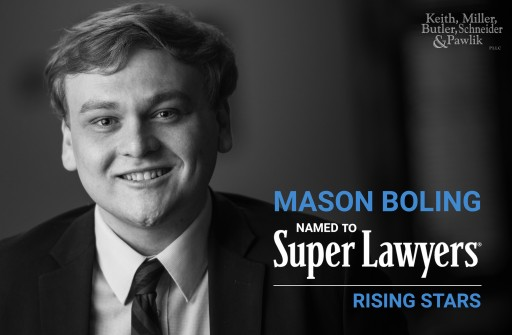 NWA Attorney Selected to Rising Stars List by Super Lawyers Magazine