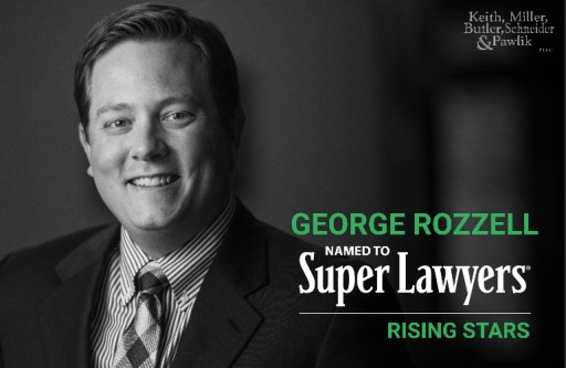 "NWA Attorney Named to Super Lawyers Magazine's ""Rising Stars"" List"
